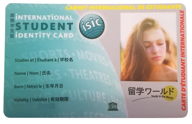 isic-card