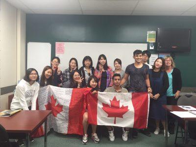 二度目のカナダ留学、毎日楽しめています!